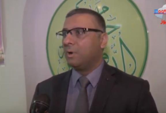 """بالفيديو// فراس أبو هلال : على الإعلام العربي أن يضع في أجندته اليومية فلسطين """" حتى لا تموت القضية الام"""""""