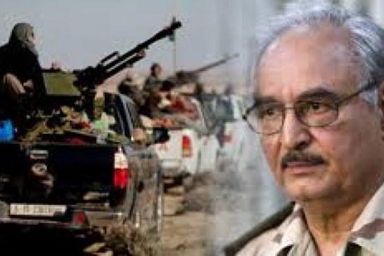 ميديابارت: كيف سحق حفتر عملية السلام في ليبيا ؟