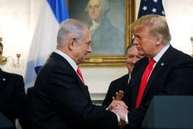 """""""هآرتس"""": هذا ما ستدفعه إسرائيل لأمريكا مقابل """"صفقة القرن"""""""