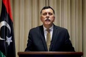 وثيقة .. النص الكامل لكلمة  فايز  السراج  عن مبادرة لحل الأزمة الليبية
