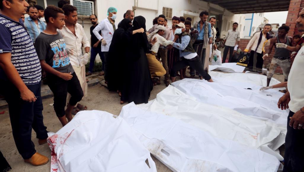 """ليزيكو: الأزمة الإنسانية في اليمن هي """"الأسوأ في العالم"""""""