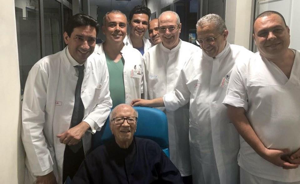 أسبوع الحسم السياسي في تونس : مرض الرئيس يعمق أزمة السياسيين .. بقلم كمال بن يونس
