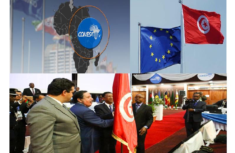 الشراكات الاقتصادية الخارجية : هل تتجاوز تونس أسوار أوروبا و تعود إلى عمقها الإفريقي ؟
