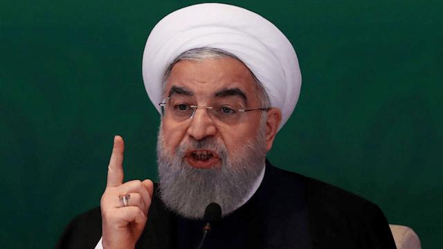 في تصعيد جديد.. روحاني يمهل الأوروبيين يومين و يرفض أي تفاوض مع ترامب