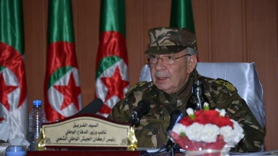 قايد صالح: نرفض أي تدخل أجنبي في شؤون الجزائر