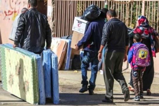 الأمم المتحدة: 300 ألف نازح داخل ليبيا جراء أعمال العنف