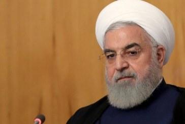 روحاني: إيران خرجت منتصرة من اختبار تاريخي آخر