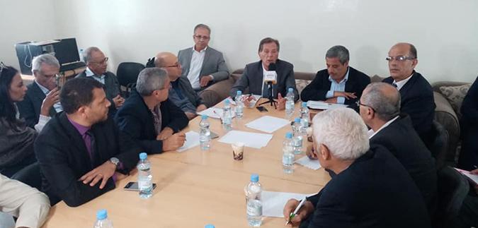 """السياسة الخارجية بعد الانتخابات و""""الثورات الجديدة"""" : ندوة تونسية فلسطينية بمناسبة مائوية وعد بلفور واتفاق سايكس بيكو"""