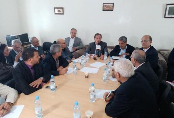 ندوة تونسية فلسطينية بمناسبة مائوية وعد بلفور واتفاق سايكس بيكو