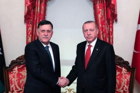هل تحولت ليبيا إلى ساحة صراع إقليمي بين تركيا و دول عربية ؟