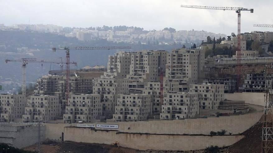 الاحتلال الاسرائيلي يصادق على بناء 2000 وحدة استيطانية بالضفة و القدس خلال هذا الأسبوع