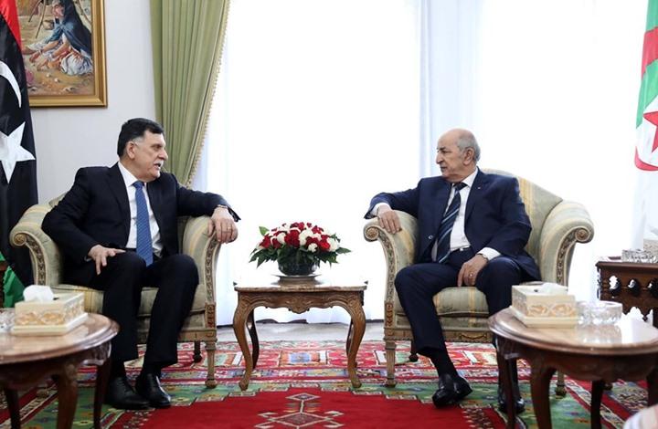 الوفاق الليبية تسعى لاستمالة الجزائر لدعم مواقفها.. هل تنجح؟