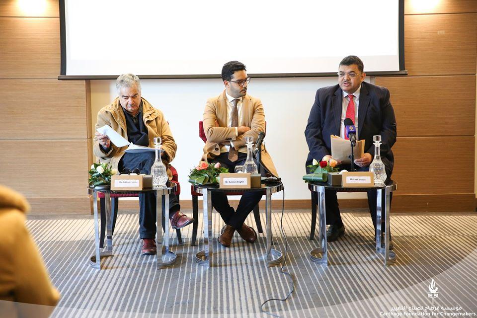 """لطفي زيتون لمغرب نيوز : النظام السياسي في تونس """" هجين"""" ….منذ 2011 و نحن نعيش برأسين للسلطة التنفيذية"""