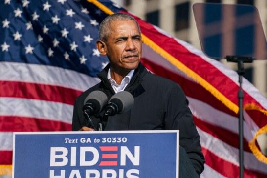 أوباما: وصول ترامب إلى البيت الأبيض جاء كرد فعل على وجود رجل أسود قبله