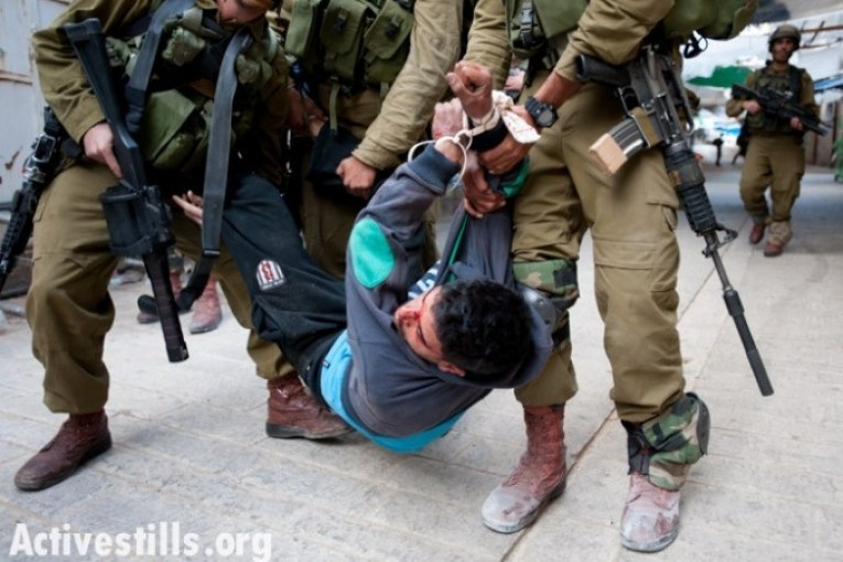 Child among 13 Palestinians detained in West Bank