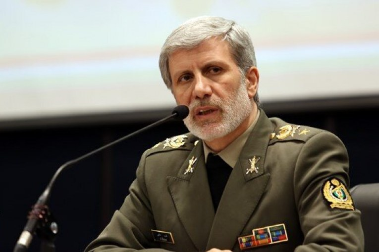 Iran Ready to Counter Any Threat with Defensive Arms: Minister