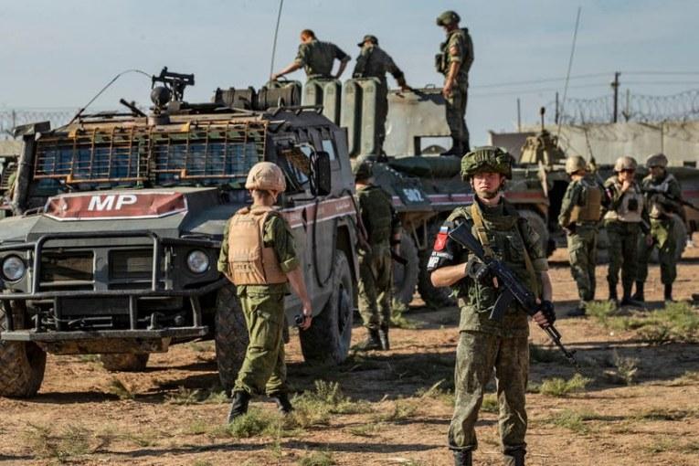 Russia, Turkey begin joint patrols along Syria's M4 highway