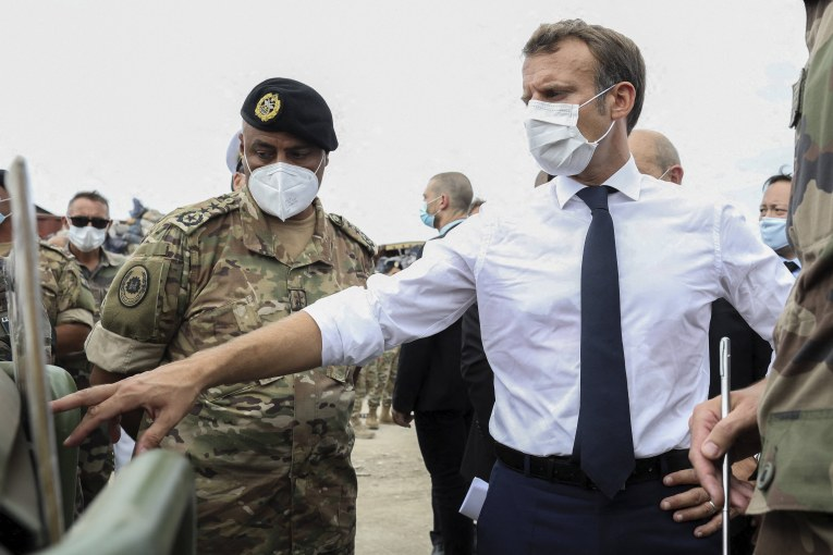 The limits of Macron's influence in Lebanon .. By Ishaan Tharoor