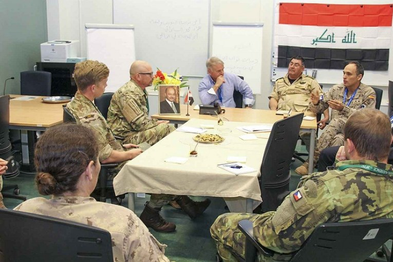 Illegal, Unconstructive: NATO Eyes Mission Boost In Iraq