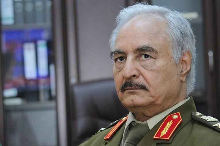 Libye – Haftar : « Les conditions ne sont pas réunies pour un cessez-le-feu »