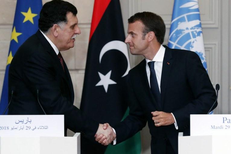 L'ambiguïté française en Libye entre le gouvernement d'union nationale et le maréchal Haftar