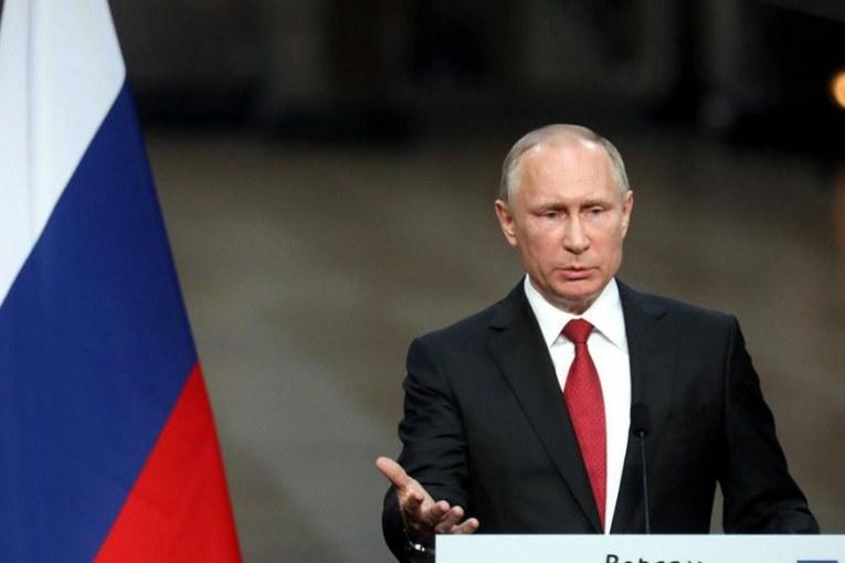 Dopage : Poutine dénonce des sanctions «injustes» contre la Russie