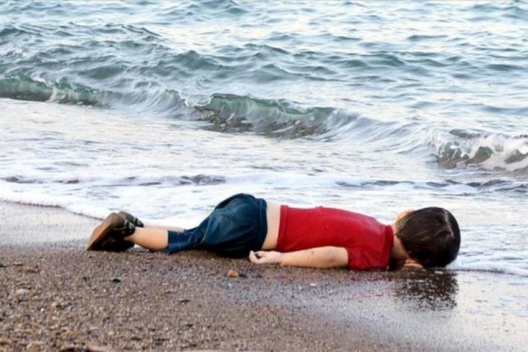 640 enfants se sont noyés en Méditerranée depuis la mort d'Aylan