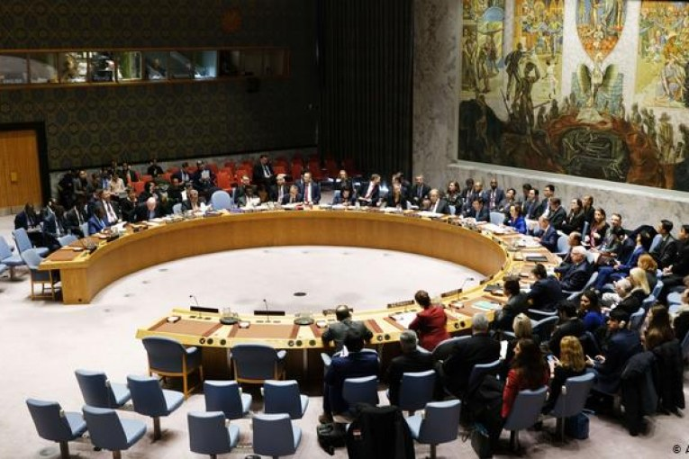 UN Security Council rejects Iran arms embargo extension