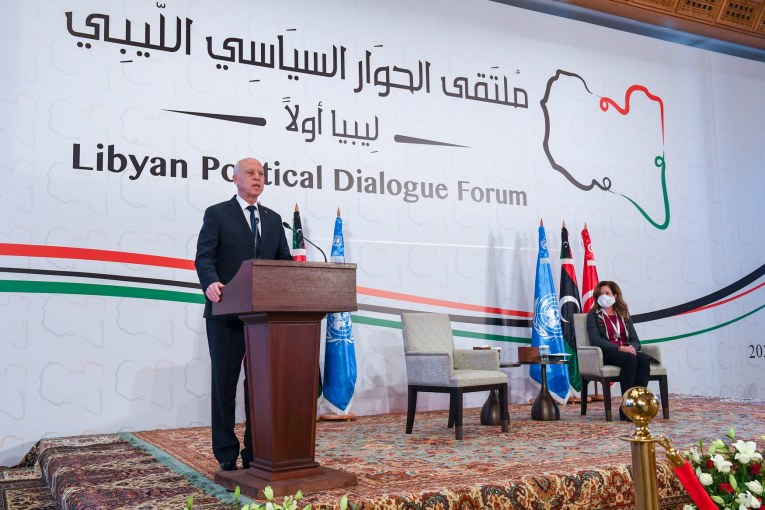 Nadia Mesghouni: « La Libye vit un calme trompeur »