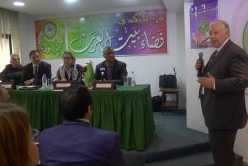 بالفيديو // زياد الهاني : بوصلة الخطاب اليوم يجب أن توجه إلى العقل و الوعي بخطط اتصالية جديدة