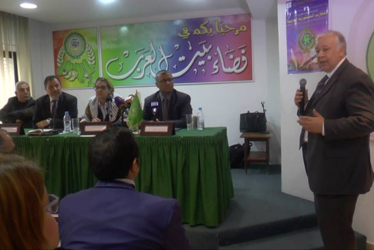 إعلاميون و مثقفون وديبلوماسيون عرب : قضايا الأمن القومي ينبغي أن تتصدر مقررات القمة العربية في تونس