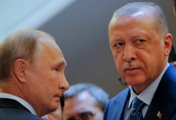 هل يسقط اتفاق سوتشي حول إدلب ؟