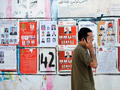 المسار الانتخابي و الديمقراطي في تونس و تحديات الأمن و التنمية .. بقلم كمال بن يونس