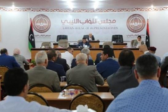 مجلس النواب الليبي يلجأ إلى القضاء لوقف اتفاقية حكومة الوفاق مع تركيا