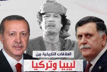 تعرف على امتداد العلاقات التاريخية بين ليبيا و تركيا