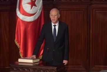 رئيس الجمهورية يدعو للانتقال من الشرعية الدولية إلى شرعية ليبية ليبية