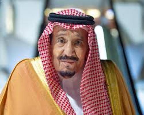 الملك سلمان يدعو لنزع سلاح حزب الله