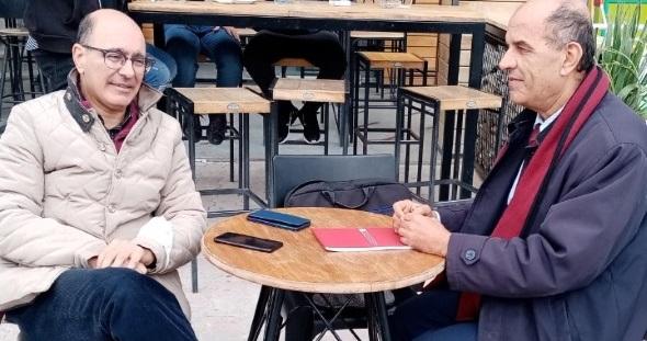 """الخبير الدولي في النزاعات والأزمات هيكل بن محفوظ : الدول العربية في حاجة إلى""""تسويات سياسية """" لازماتها"""